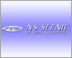 Website Design and Development: NS Scenic - Set Design & Entertainment